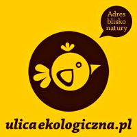 Logotyp Ulica Ekologiczna
