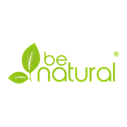 Logotyp Be Natural