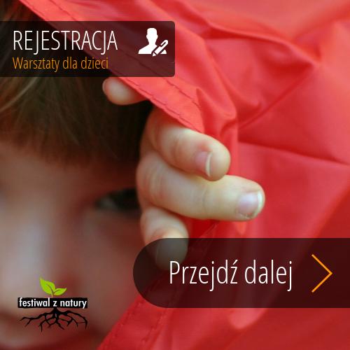 Rejestracja na zajęcia dla dzieci